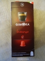Gimoka Intenso 10 капсул Nespresso - кофе в капсулах