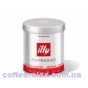 ILLY Normal 125 грам ж/б - молотый кофе