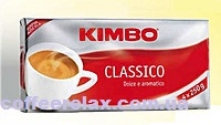 Kimbo Classico 4x250 грамм- молотый кофе