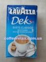 Lavazza Dec 250 грамм - молотый кофе