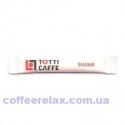 Сахар в стиках Totti - 800 грамм (200 стиков по 4 грамма)