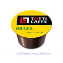 Totti Caffe Brazil - кофе в капсулах (100 капсул типа Blue)