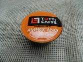 Totti Caffe Americano - кофе в капсулах  (100 капсул типа Blue)